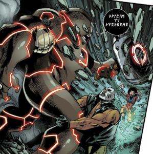 Rage and Debrii vs Juggernaut