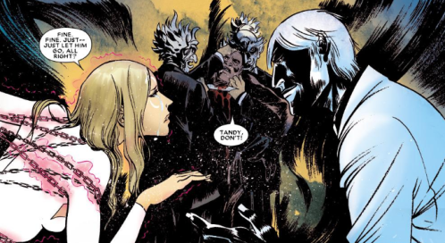 SI-Cloak and Dagger 2 - Mr Negative and Dagger wCloak