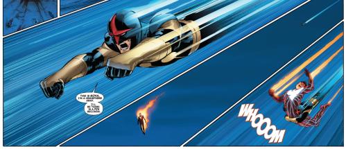 Avengers vs X-Men 12 - Nova returns