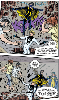 FF v2 15 - Alex and Ahura save the Power parents
