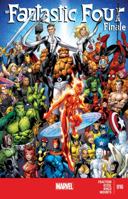 Fantastic Four v4 16 - cover
