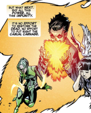 X-Men Legacy v2 24 - Chamber restored