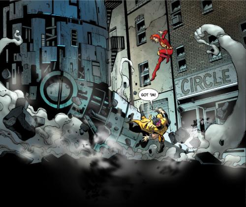 Wolverine v6 3 - Jubilee saves Logan
