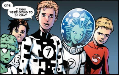 Fantastic Four v5 5 - Alex Power and Future Foundation are going to be okay