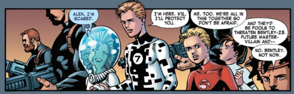 Fantastic Four v5 5 - Alex Power and Future Foundation face off with SHIELD 2