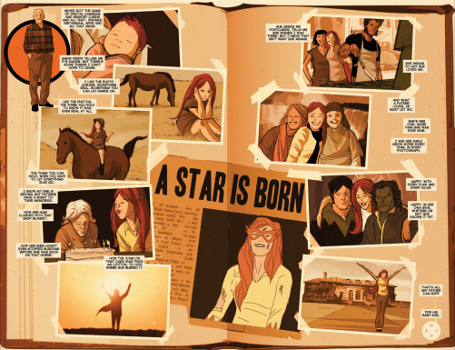 Amazing X-Men Annual 1 - Bart Jones reflects on Firestar