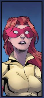 Amazing X-Men v2 11 - Firestar sees assembly of spirit realm denizens
