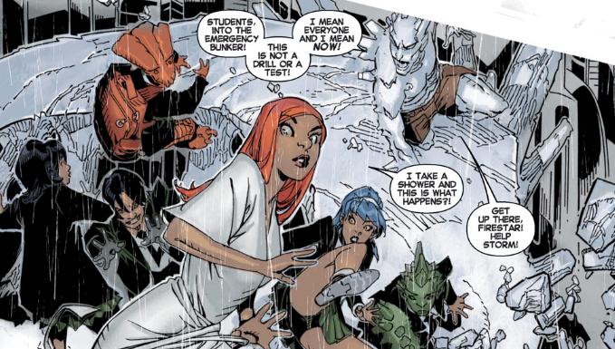 Added X-Men: Vs.SHIELD