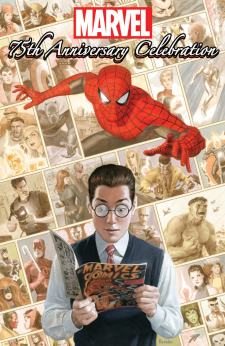 Marvel 75th Anniversary Celebration 1 - cover