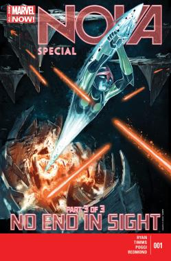 Nova Special 1 - cover